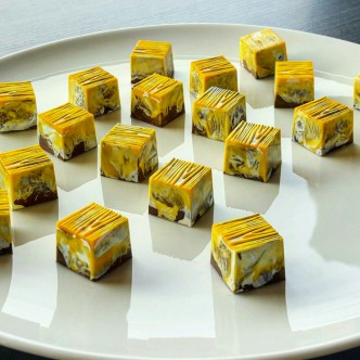 Pineapple and Malibu Bonbons