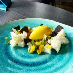 Mango, Chocolate, Chili and Coconut
